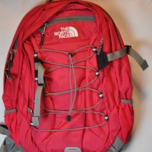NWT The North Face Backpack in Red